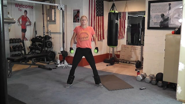 "30-Minutes to Fitness ""RAW"" Upper Sculp/Lower Tone"