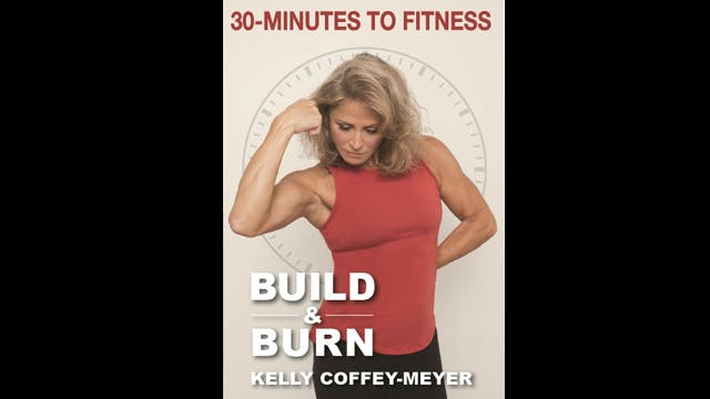 30MTF Build & Burn Kettlebell Kickbox