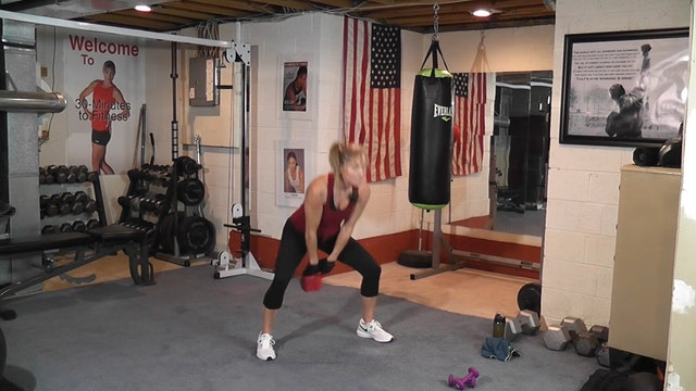 """30-Minutes to Fitness """"RAW"""" Kettlebel..."""