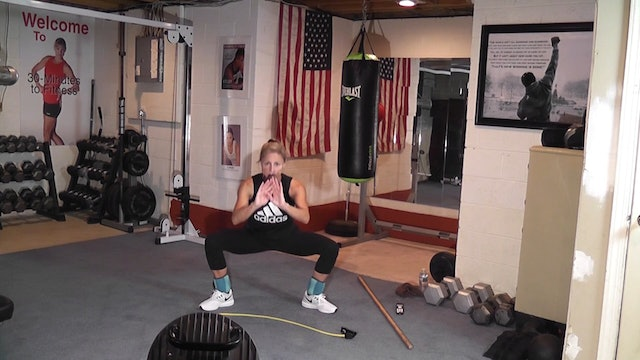 "30-Minutes to Fitness ""RAW"" Bands & Barre"