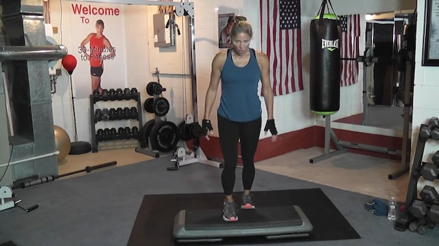 30 Minutes to Fitness -RAW- Just step