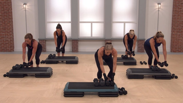 1_Workout 1 - One set of all excersises
