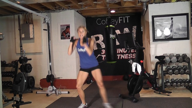 """30-Minutes to Fitness """"RAW"""" R&R September"""