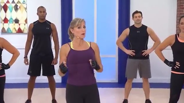 Strength & Stamina- Upper Body Time Crunch