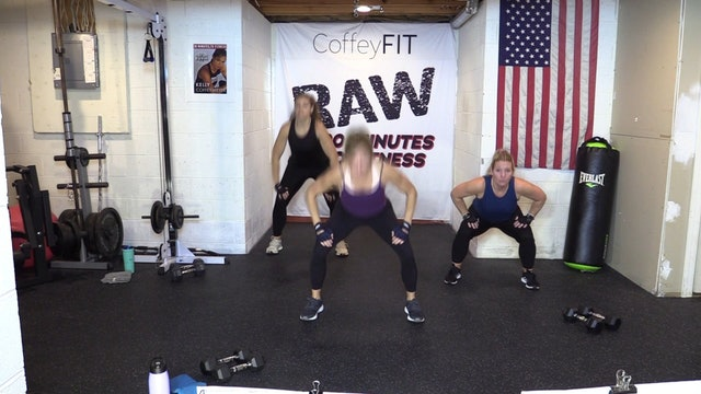 """RAW"" Boxing & Legs 2"