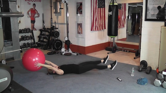 "30-Minutes to Fitness ""RAW"" Core Moves"