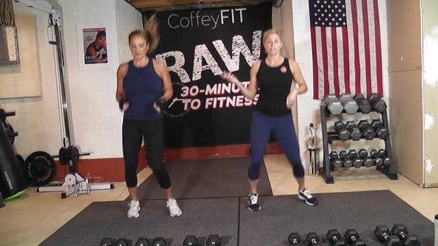 "30-Minutes to Fitness ""RAW"" Box & Pump"