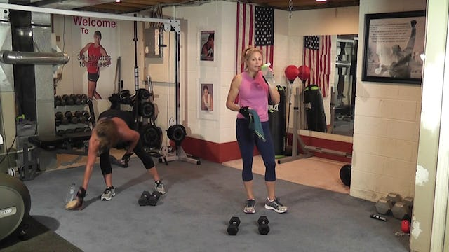 """30-Minutes to Fitness """"RAW"""" Compound Moves"""