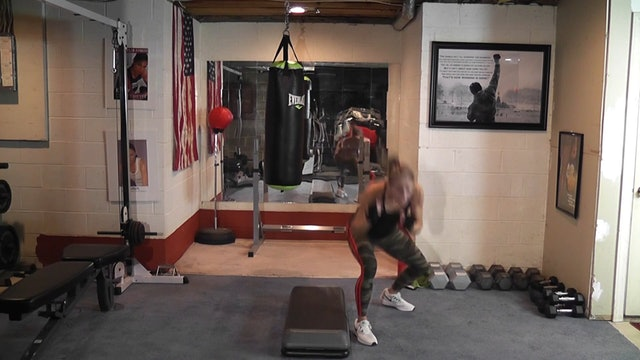 """""""RAW"""" Boxing & Drills"""