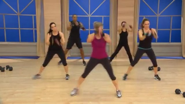 Lean Body Circuits- Hi Low