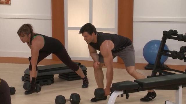 Muscle up-Shorter-Full-Body