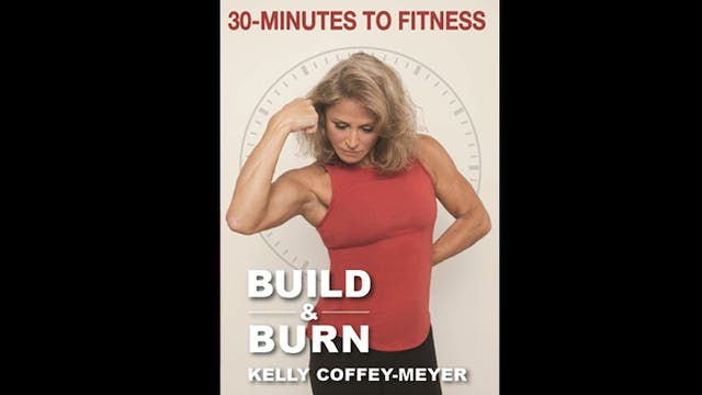 30MTF Build & Burn Upper Body Strength
