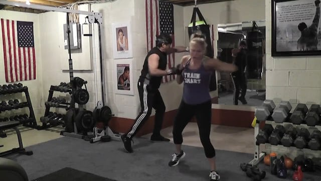 30-Minutes to Fitness- Coffeyfit Raw/ Boxing & Sculpting