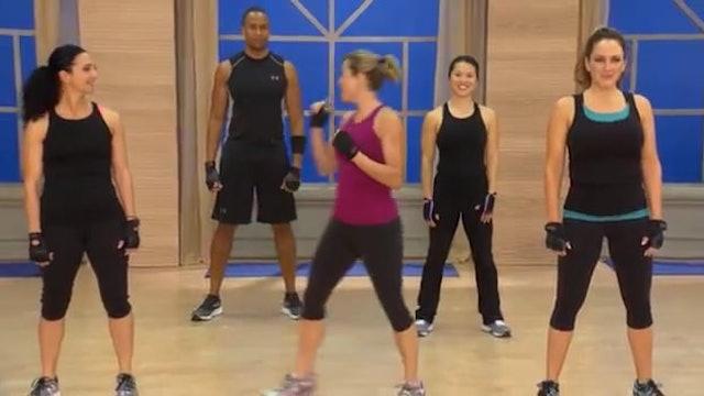 Lean Body Circuits- Boxing & Legs