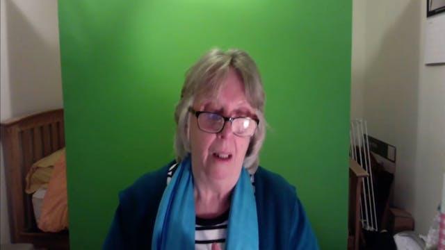 Exploring the Knowing Field with Barbara Morgan (UK) full webinar