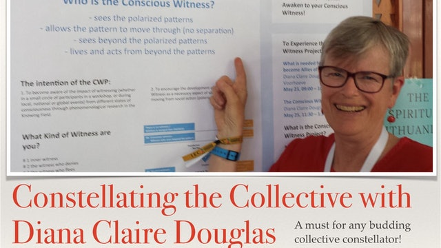 Constellating the Collective with Diana Douglas