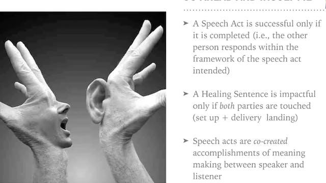 the Power of Healing Sentences (full webinar)