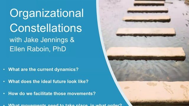 A Real Case of Organizational Constellations with Jake Jennings and Ellen Raboin PhD