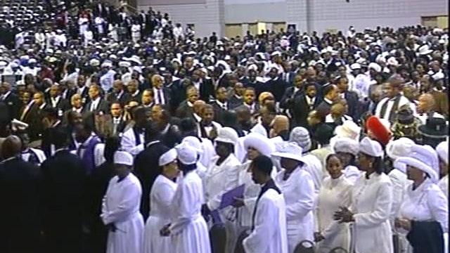 97th HC 04 Monday Communion Bishop J....