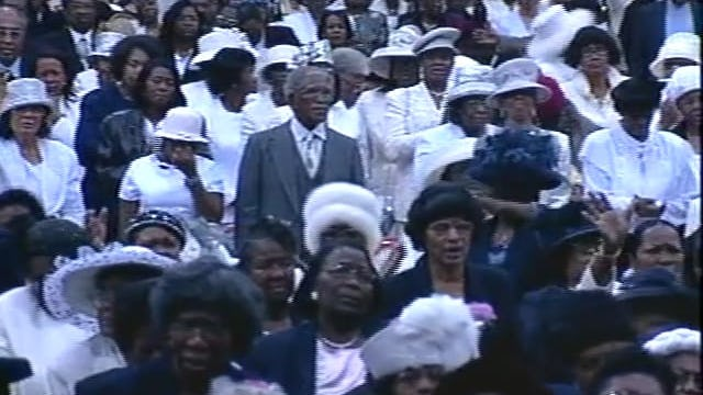 97th HC 04 Fri Morning Manna Mother Willie Mae Rivers