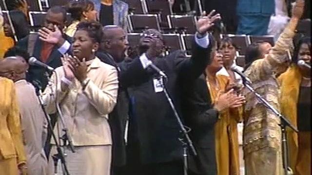 97th HC 04 Wed Evening Worship Elder Allen Dixon & Bishop Nathaniel Wells