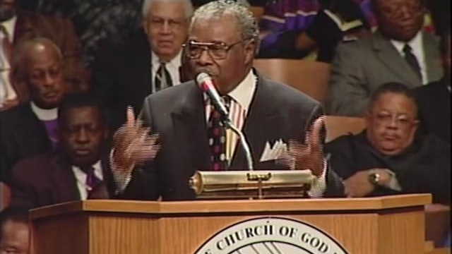 97th HC 04 Tue Morn Official Greetings & Opening Message Bishop Roy L.H. Winbush