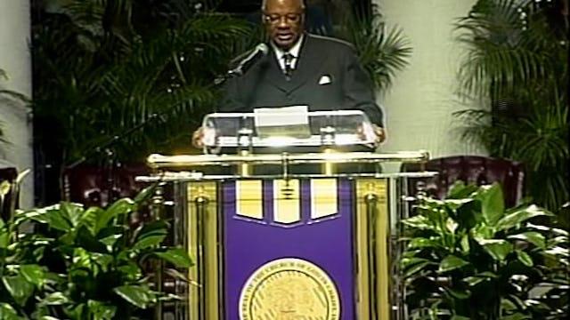 98th HC 05 Thurs Midday Worship Bishop Lemuel Thurston 2