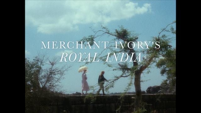 Merchant Ivory's Royal India - James Ivory & Chris Terrio Discuss Heat and Dust