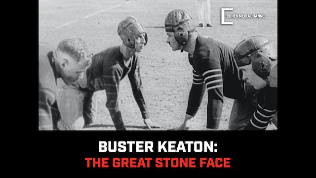 Buster Keaton: The Great Stone Face