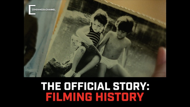 The Official Story - Filming History