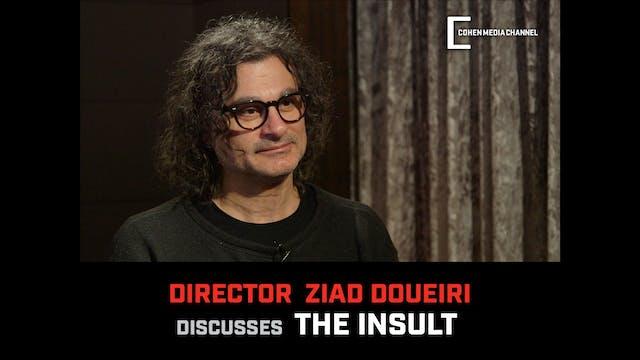 Richard Pena and Ziad Doueiri Discuss...