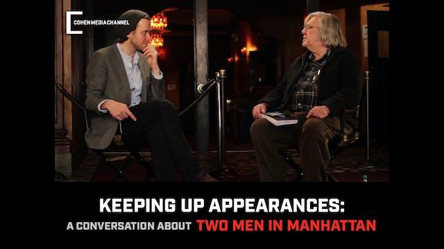 A Conversation Between Jonathan Rosen...