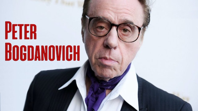 Peter Bogdanovich recommends