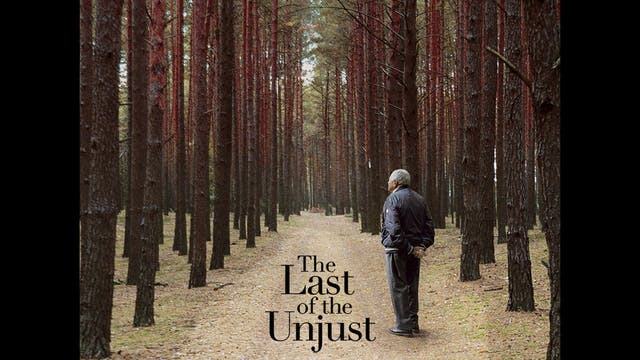 The Last of the Unjust