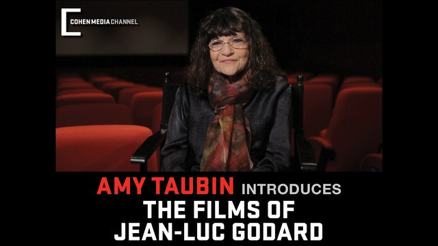 Amy Taubin Introduces The Films of Jean-Luc Godard