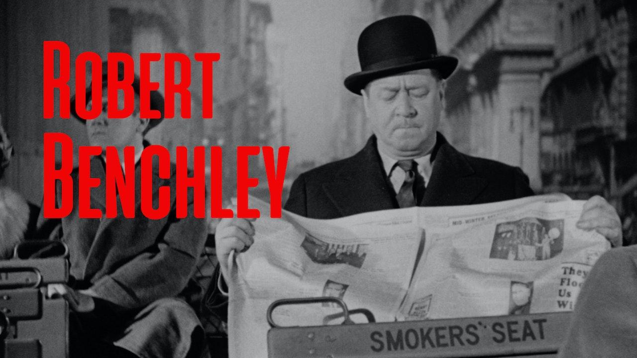 Starring Robert Benchley