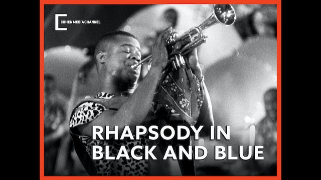 Rhapsody in Black and Blue