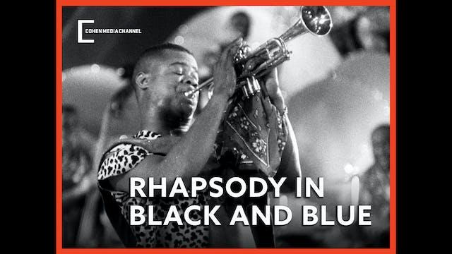 Rhapsody in Black and Blue