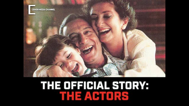 The Official Story - The Actors