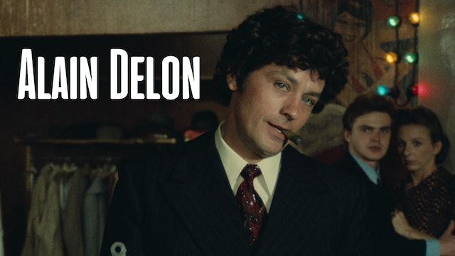 Starring Alain Delon
