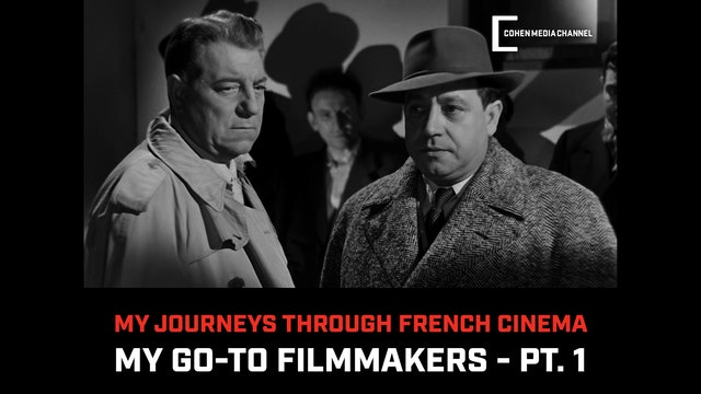 My Go-To Filmmakers, Part 1
