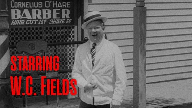 Starring W.C. Fields