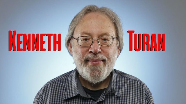 Kenneth Turan recommends