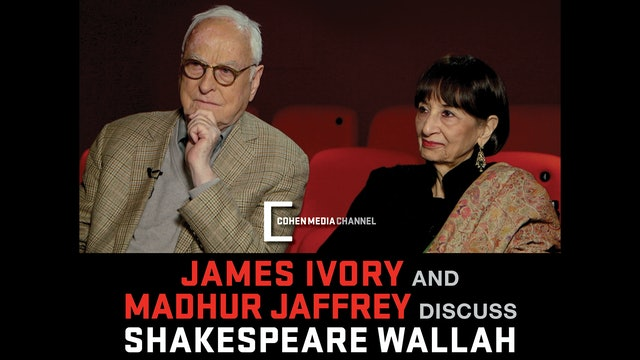 James Ivory and Madhur Jaffrey Remember Shakespeare Wallah