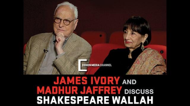 James Ivory and Madhur Jaffrey Remember Shakespeare Wallah