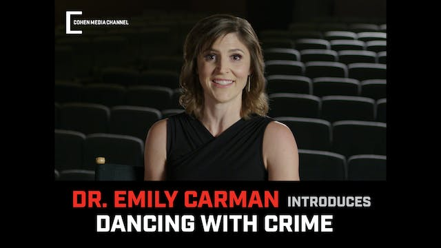 Emily Carman introduces Dancing With ...