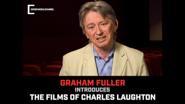 Graham Fuller Introduces the Charles ...