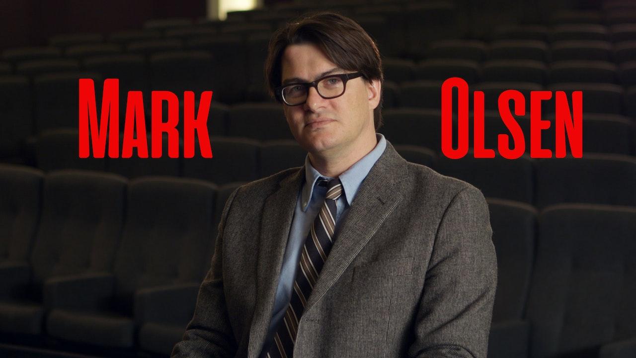 Mark Olsen recommends