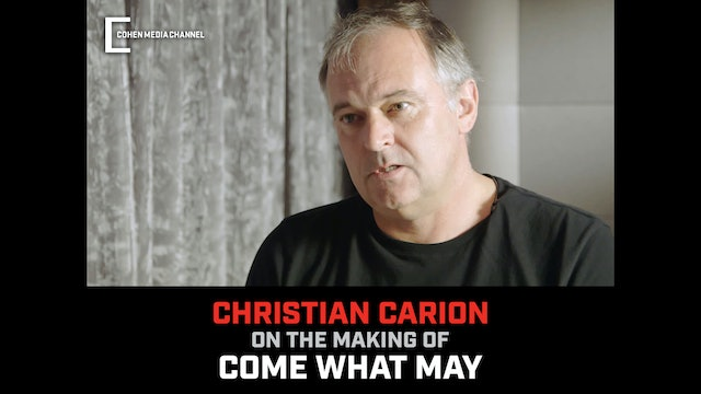 Interview with Director Christian Carion