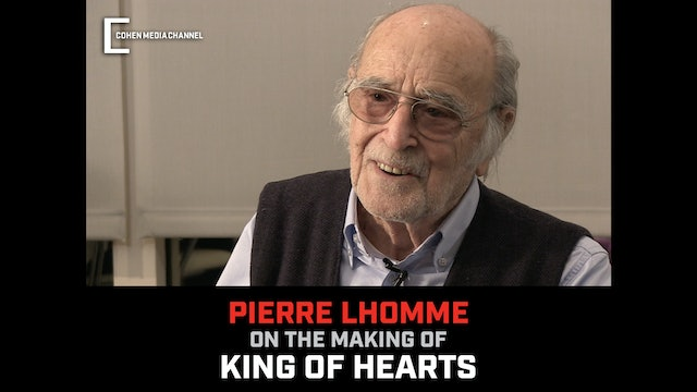 New Interview with Cinematographer Pierre Lhomme